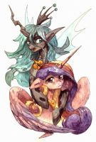Two sides of the same coin by Koviry