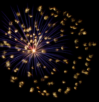 2012 Fireworks Stock 26 by AreteStock
