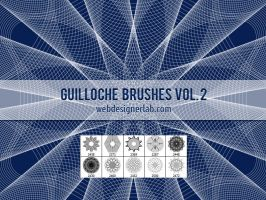 Guilloche Brushes Vol. 2 by xara24