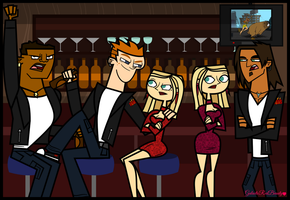 Total Drama- The RVB with the twins! by Galactic-Red-Beauty