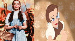 Dorothy Gale by SmoothCriminalGirl16
