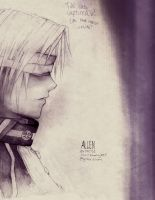 Allen 1 by swordtosoul
