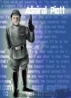 Admiral Piett by InfamouslyDorky