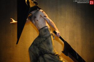 Acen 2009 - Silent Hill 04 by TheDreamerWorld
