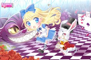 Alice in the wonderland by HlYA