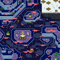 Glitched Map- PMD Style by Heatphones