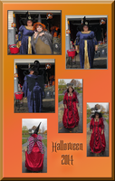 Halloween 2014 Costumes by WDWParksGal