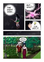 Kagome's Wish by Cozie
