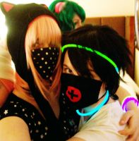 -Before the Rave- by NyAppyMiku22