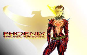My Phoenix by Marvelfans