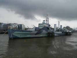 HMS Belfast by Party9999999