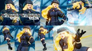 Kolin Makeup by bbbSFXT