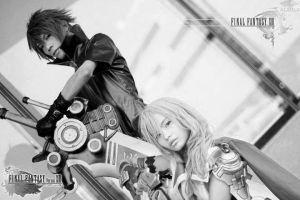 XIII versus XIII 2 by JohnAmuroRey