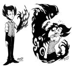 [Don't Starve] Shadow Ego by ZombiDJ