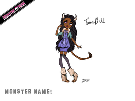 Monster High Contest by may12324