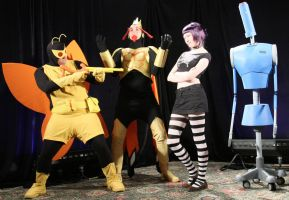 Venture Bros group 2 by MaiSheriCostumes