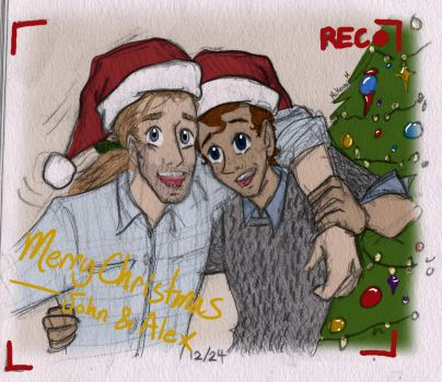 Merry Christmas! by TheRambler13