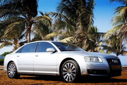 Audi a8 by Galadrial86