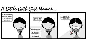 A Little Goth Girl Named... 3 by VerminGTi