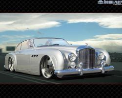 '60 Bentley Continental GT by Hemi-427