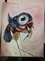 Bird by K12RES