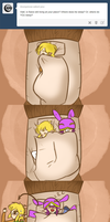 ALBW - Where does Ravio sleep? by To0nLink