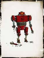 RedBot by darrenrawlings