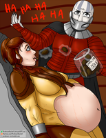 KOTOR: Force Feeding by ProfessorDoctorC