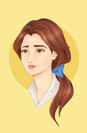 Belle by Rouu
