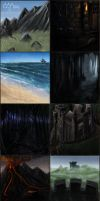 DW - Backgrounds by ShadowDragon22