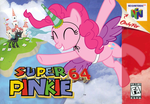 Super Pinkie 64 by nickyv917