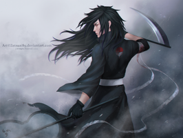 MADARA _dance of Death by Zetsuai89