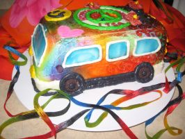Hippie 21st Birthday by PMconfection