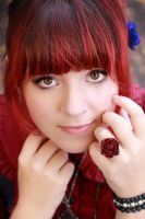 Redhead by Des-Henkers-Braut