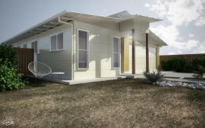 ER 205 Estate Home Building Designs Exterior by EBSustainable