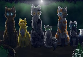 The New Apprentices by selene411