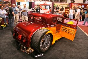 1930 Ford Back by TheCarloos