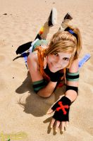 Just kidding  :--- Rikku CosPlay ---: by Laurelin-CosPlay