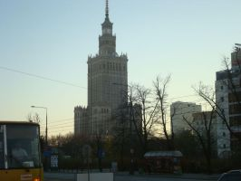 Warsaw afternoon by Robweiller