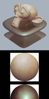 How 2 FAKE textures in Blender by SEspider