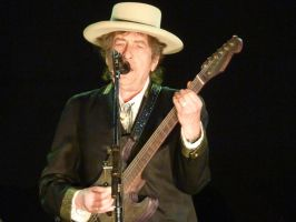 Bob Dylan live in Belgrade by iva-is-me