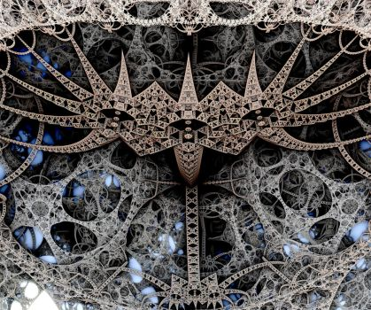 Metal Lace by SuicideBySafetyPin