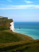 beachy head II by monojam
