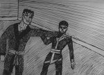 Bruce vs Cassandra by SEwing0109