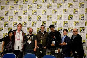 The Panelists by xraystyle