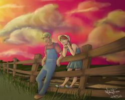 These Sweet Evenings by SelinaSage
