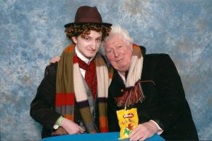 Tom Baker 2 by MBaca42