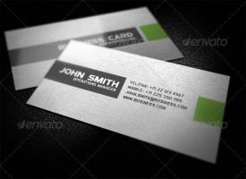 Concrete Business Card by ARphotography-design