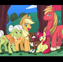 Them Apples.. by himanuts