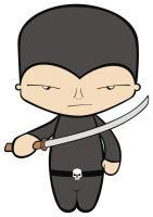 Ninja Guy by itsmylove